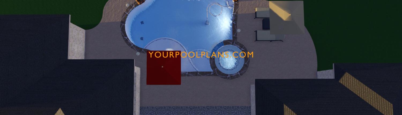 3d swimming pool designs online