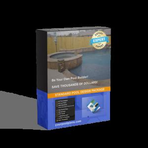 Standard Swimming Pool Design Online Plans Package