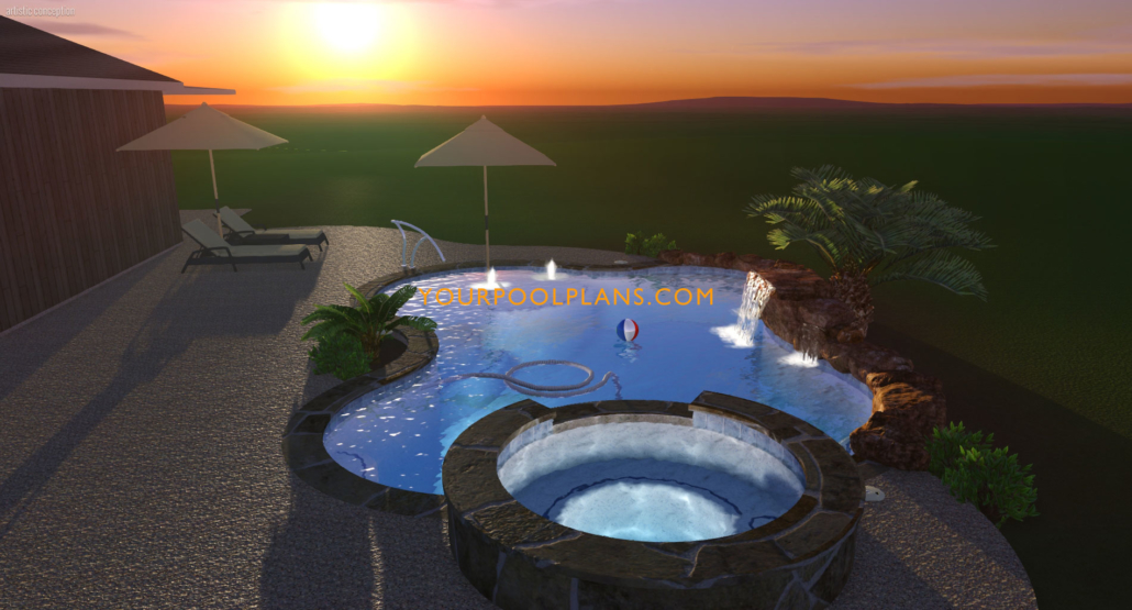 online 3d swimming pool designers