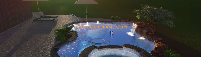 online 3d swimming pool designers