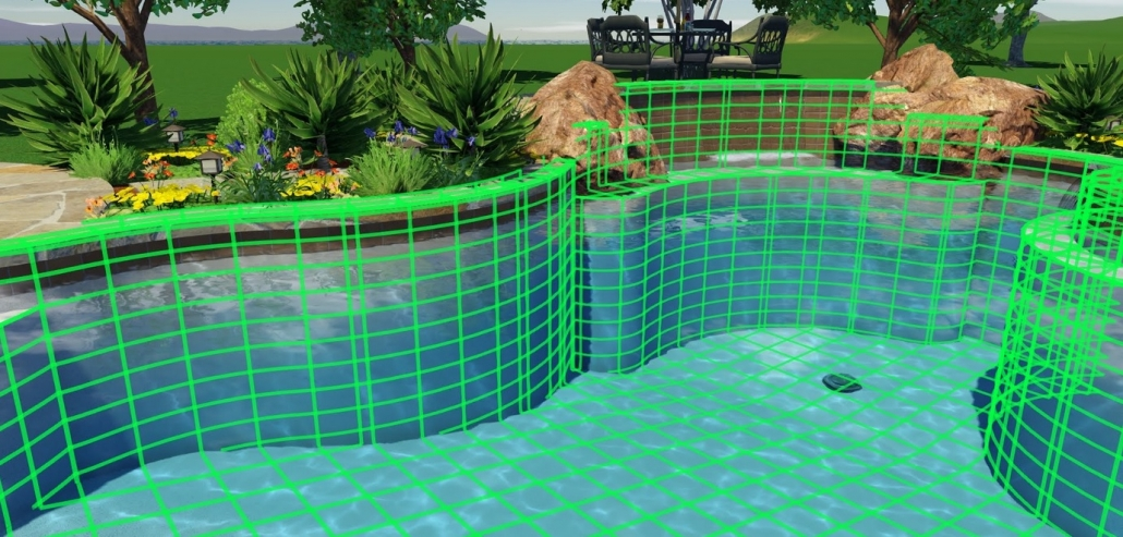 Design your own pool online your online pool design for Design my own pool