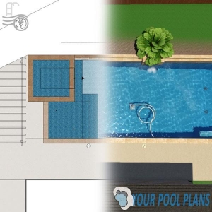 extra online swimming pool design plan revisions