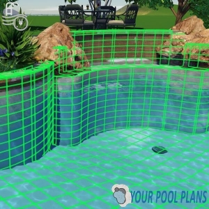 online swimming pool design plan engineering approvals