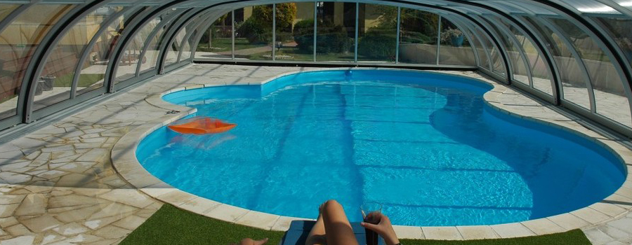 retractable swimming pool enclosure design 2