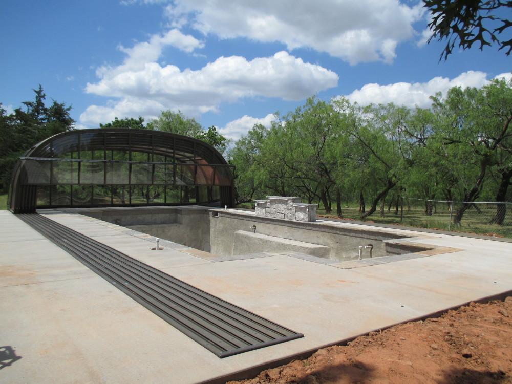 retractable swimming pool enclosure designs 25
