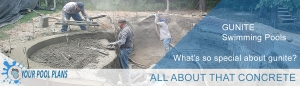 what is gunite for swimming pools