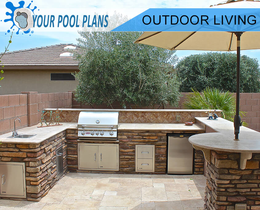 Your Perfect Outdoor Kitchen Area Your Online Pool Design