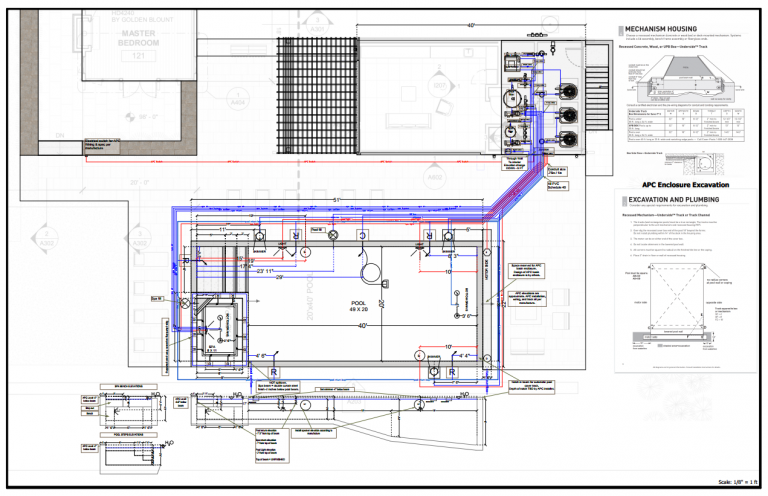 swimming pool designs for builders