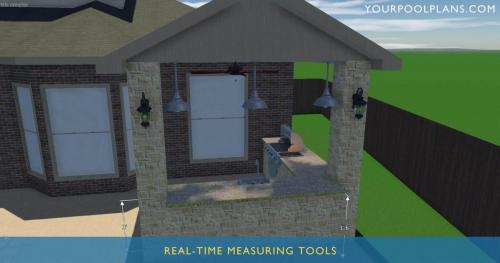 best online sources for 3D swimming pool design plans