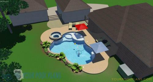 header image 3d online pool design plans
